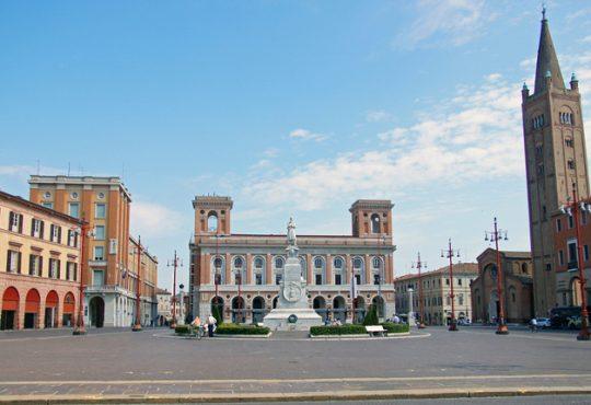 Inaugurate nuove opere al Campus universitario di Forlì