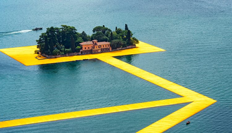 La Regione Lombardia progetta il dopo Floating Piers!