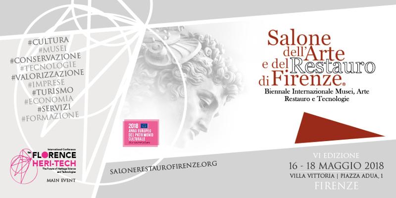 Salone ARTE e RESTAURO: Firenze 16 18 maggio settima edizione