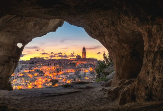 Matera 2019: Smart City, al via progetto di turismo sostenibile