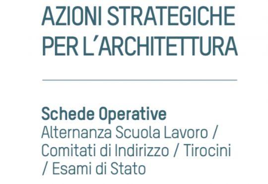 Spazio Orientamento per l'Architettura