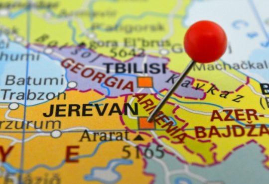 Il CNAPPC (dipartimento esteri) in missione a Tbilisi e Jerevan
