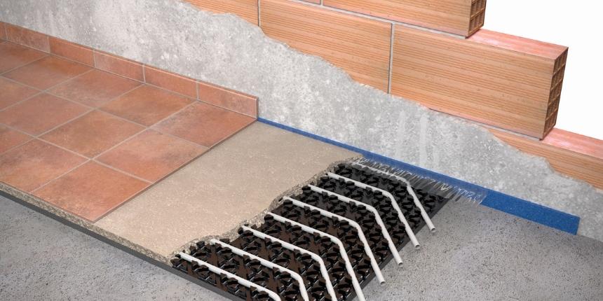 Wavin Italia presenta Renova Ultra: sistema radiante a bassa inerzia termica