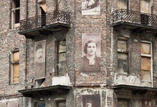 Due Studenti del Politecnico di Milano – riprogettano - il ghetto di Varsavia
