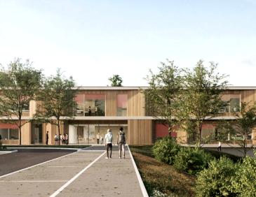 Concorso di progettazione complesso scolastico Carracci Bologna