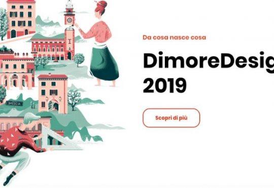Dal 4 al 27 settembre torna con una veste rinnovata DimoreDesign
