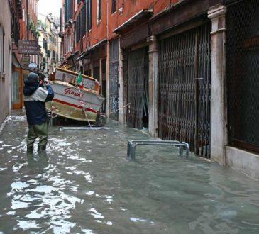 Il CNAPPC lancia una Raccolta Fondi per salvare Venezia