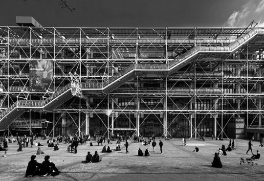 Centre Pompidou di Parigi: come nasce una architettura che ha fatto storia