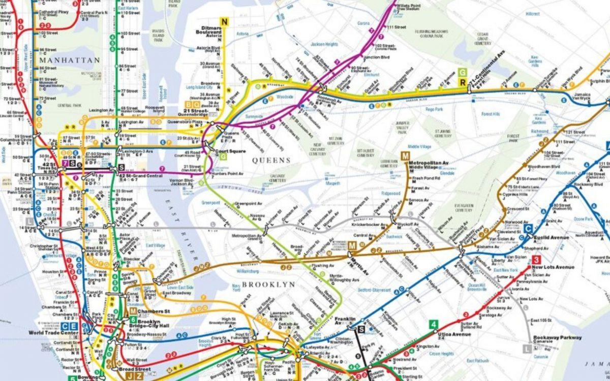 Michael Hertz, padre della mappa della Metro di New York, morto a 87 anni