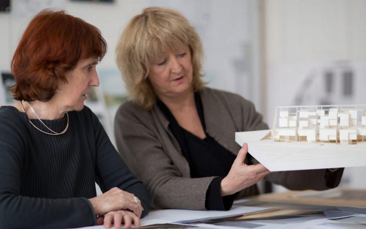 Yvonne Farrell e Shelley McNamara, premio Pritzker Architecture 2020