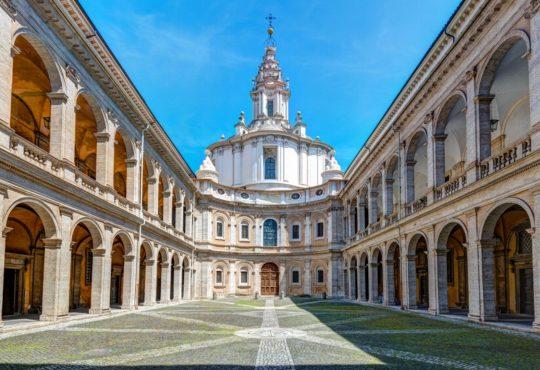 La federazione degli Architetti del Lazio e il Cura Italia dell'edilizia