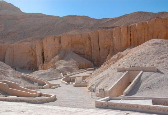 La Valle dei Re svelata in tutto il suo splendore in un tour virtuale in 3D