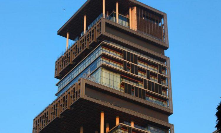Antilia: alla scoperta della casa più costosa al mondo