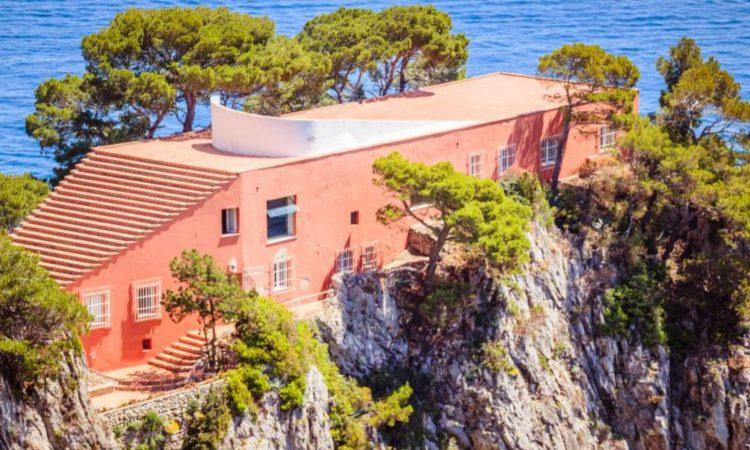 Casa Malaparte: alla scoperta del Design di Villa Malaparte