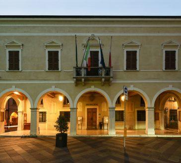 EDIFICIO COMUNALE | Castel Goffredo - Mantova – Italia. Case Study PERFOMANCE iN LIGHTING.